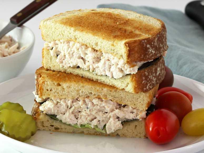ساندویچ مرغ (طرز تهیه)
