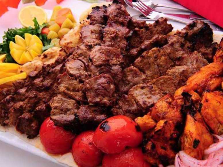 کباب چنجه (طرز تهیه)