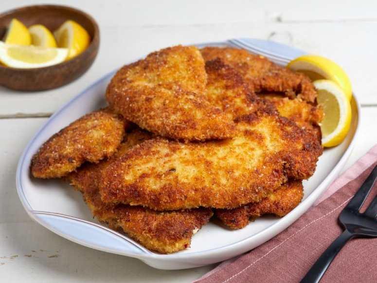 کتلت مرغ (طرز تهیه)