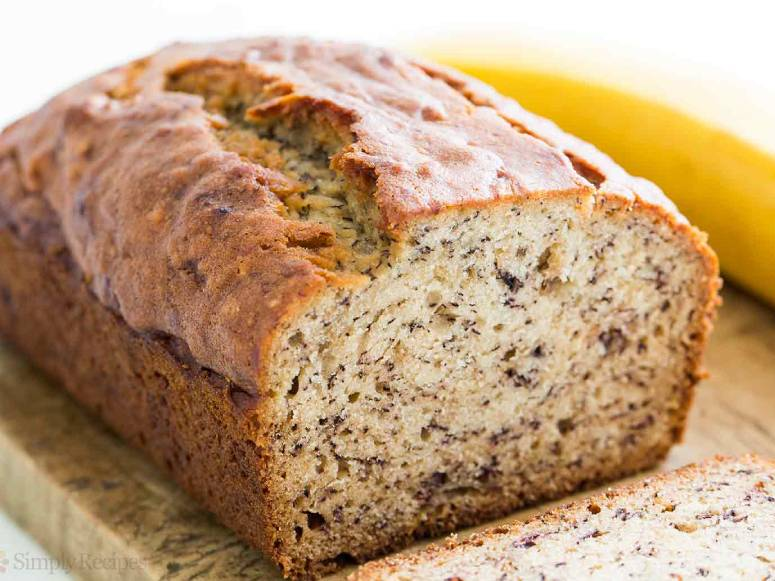 نان موز (طرز تهیه)