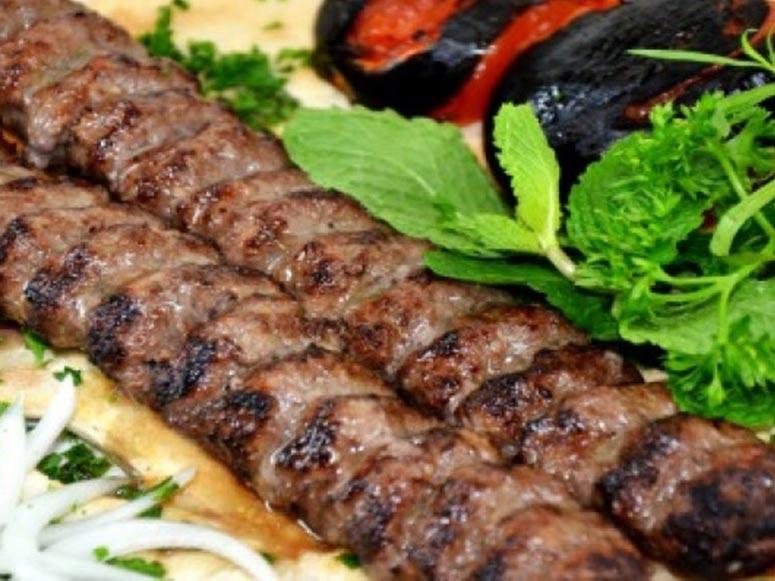 کباب کوبیده (طرز تهیه)