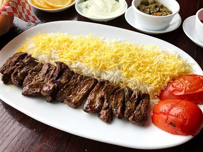 کباب برگ (طرز تهیه)